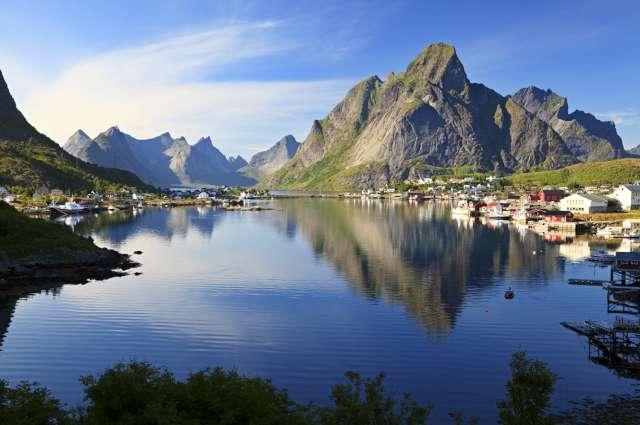 Norveç – Reine Foto: Bülten