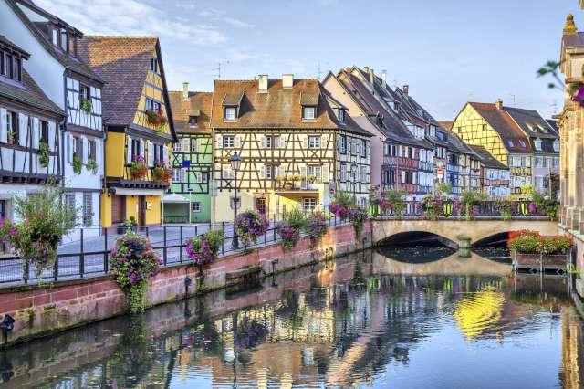 Fransa – Colmar Foto: Bülten