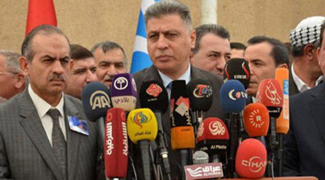 Erşet Salihi: Türkmenlere soykırım yapılıyor