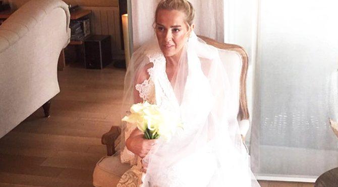 Helin Avşar evlendikten sonra ilk kez konuştu