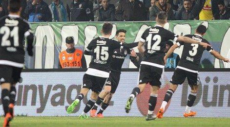 Çaykur Rizespor Beşiktaş maç özeti izle: Lider Beşiktaş!