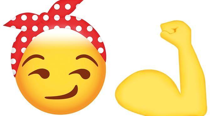 Feminist emojiniz olsun ister misiniz?