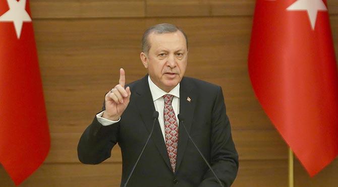 Cumhurbaşkanı Erdoğan: 'Ferhat Göçer dinleyecektik, başka zaman dinleriz'