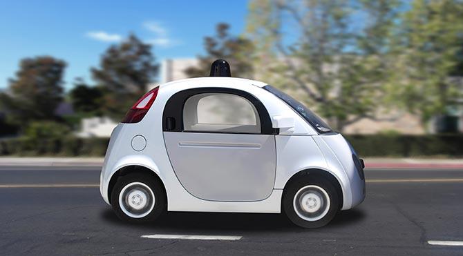 İngiltere'de sürücüsüz araçlar 2020′de trafikte