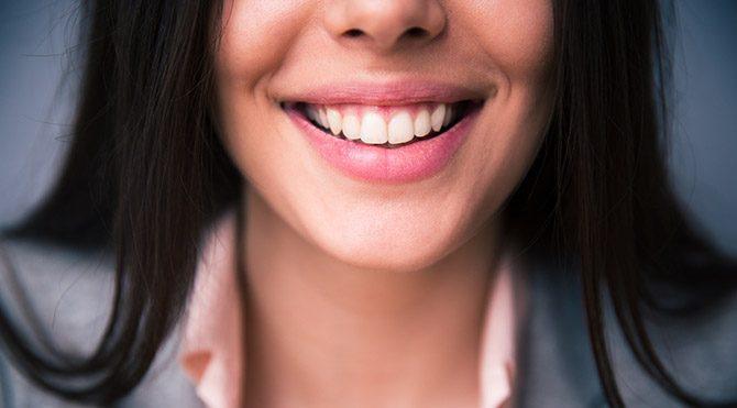 Bu yağla ağzını çalkala, dişlerin beyazlasın
