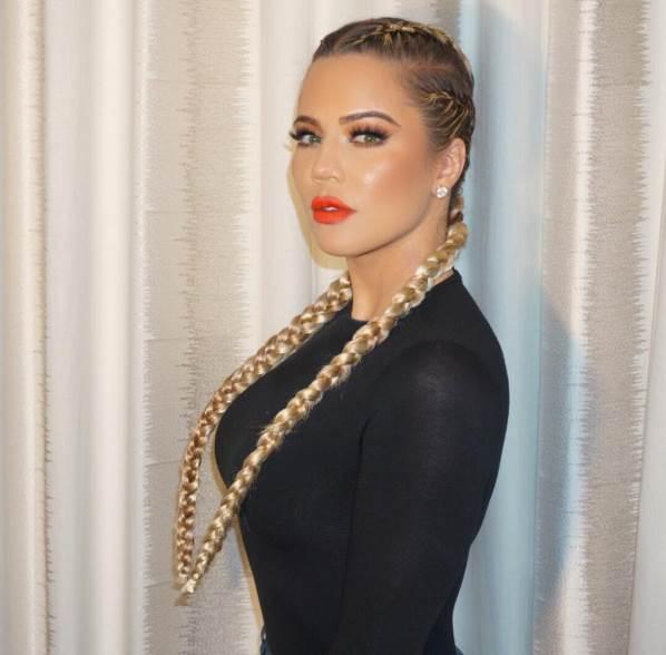 Khloe Kardashian Foto: Sosyal Medya