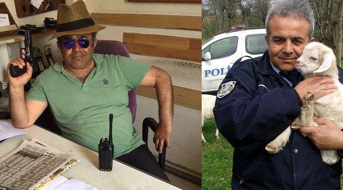 Cinnet geçiren polis dehşet saçtı!