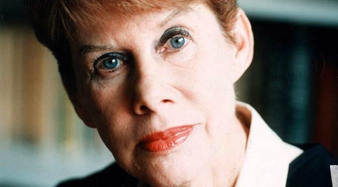 Anita Brookner yaşamını yitirdi