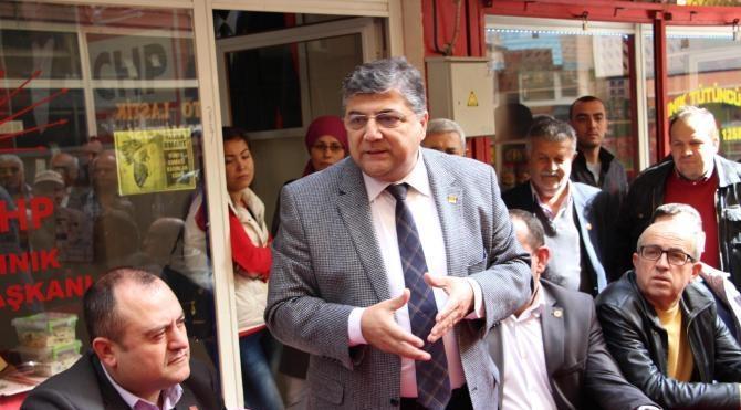 CHP'den akademisyenlerin tutuklanmasına tepki