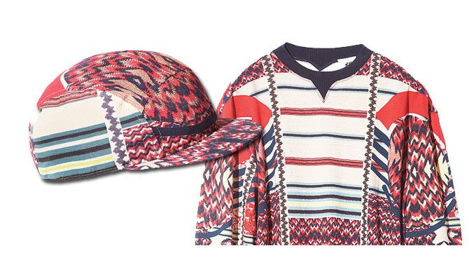 Sevginin moda dili batik baskılar