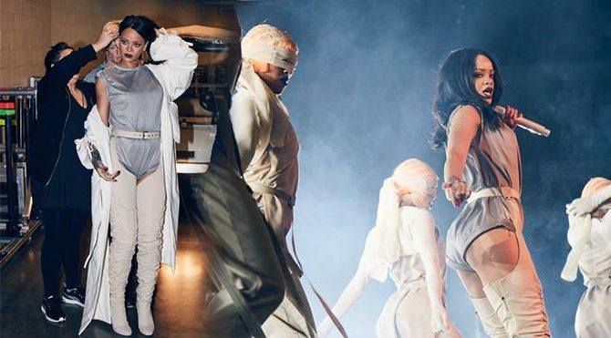Rihanna Foto: Sosyal Medya