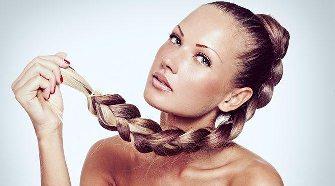 saç uzatmak için Foto: Shutterstock