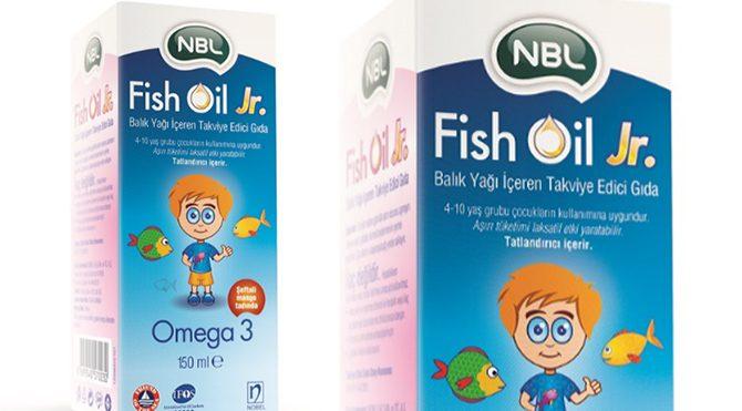 Çocukların sevdiği balık yağı