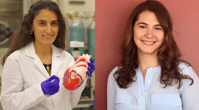 Buluşları dünyada ses getiren Türk bilim kadınları başarı sırlarını anlattı!