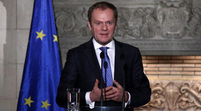 Tusk: Türkiye ve AB arasında anlaşmaya varıldı