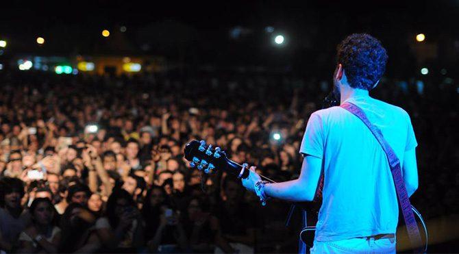 Zeytinli Rock Fest Foto: Sosyal Medya