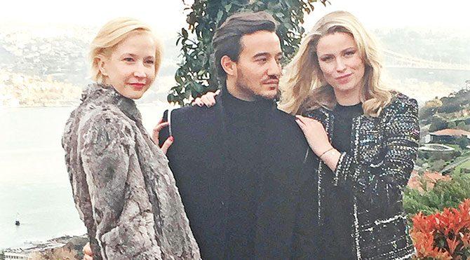 İstanbul Moda Haftası'nın ünlü konukları