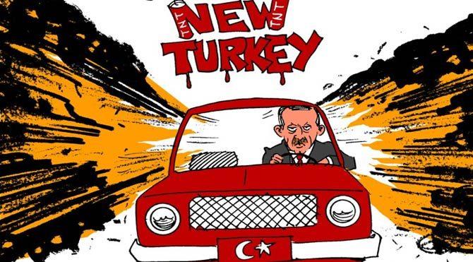 Yeni Türkiye'ye Hoşgeldiniz