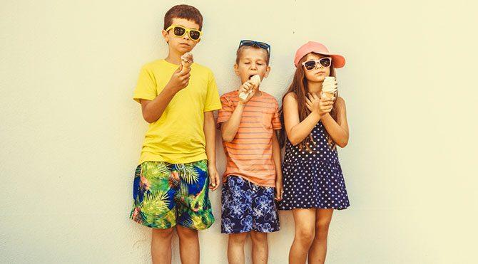 Çocuklarınız için 3 doğal dondurma tarifi