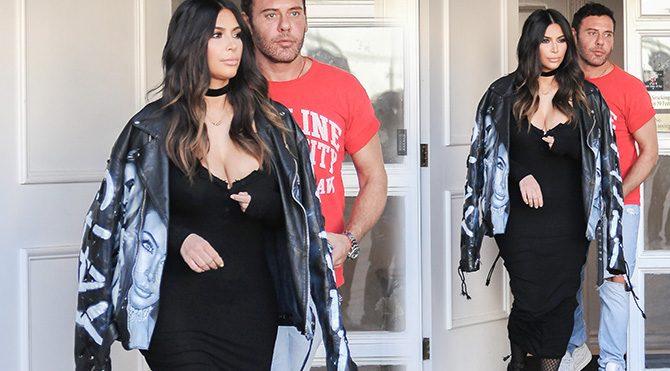Kim Kardashian Foto: FameFlyNet