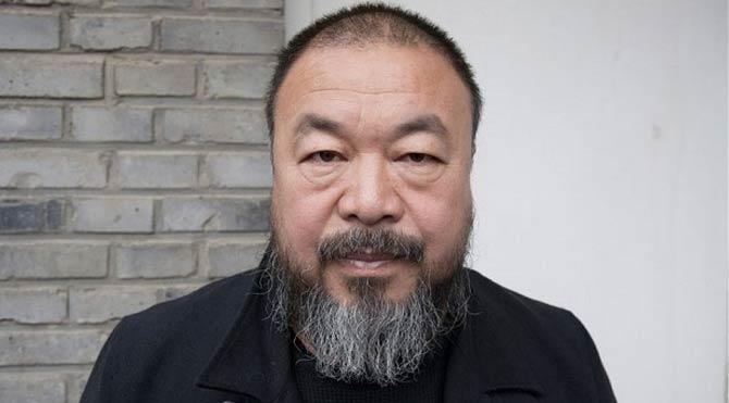 Ai Weiwei Taksim'de