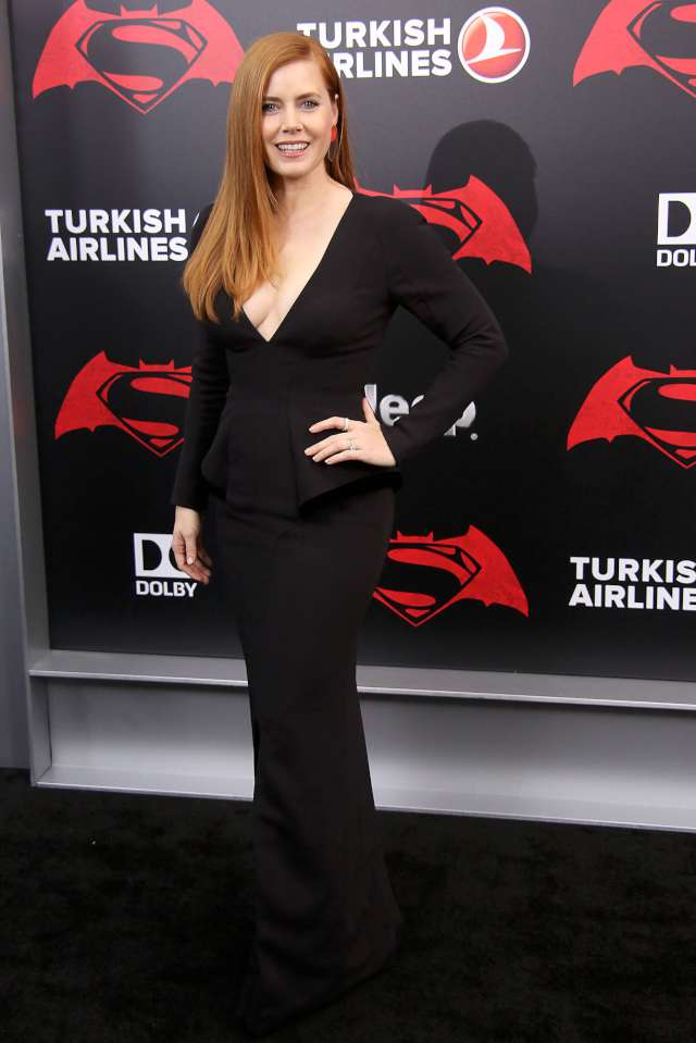 Amy Adams Foto: DepoPhotos