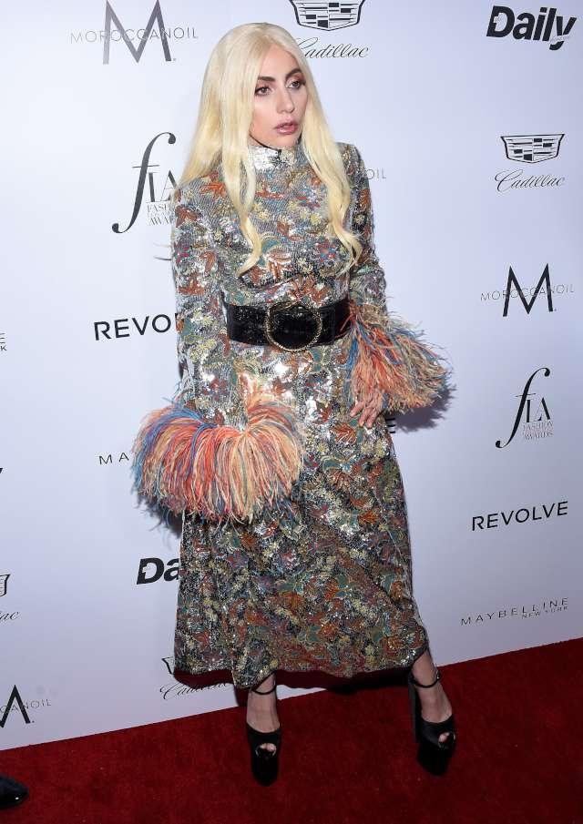 Lady Gaga Foto: DepoPhotos