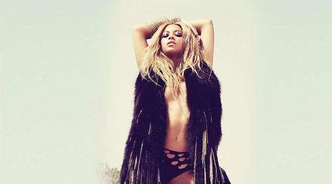 Beyonce modelini seçti