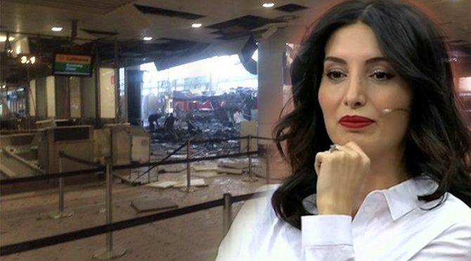Sosyal medyanın ünlü yüzleri Brüksel'deki patlamalar hakkında ne dedi?
