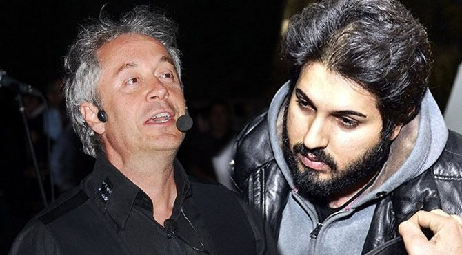 Sosyal medyada ünlülerin Reza Zarrab'ın tutuklanmasına yorumu