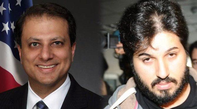 Reza Zarrab'ı tutuklatan Bharara: 'Koyunlardan oluşan bir ulus...'
