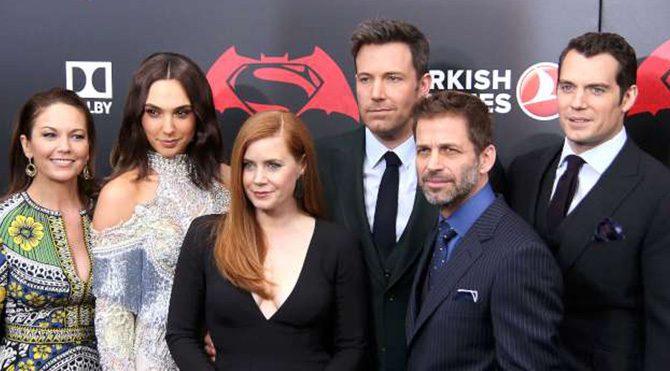 Batman V Superman Foto: DepoPhotos