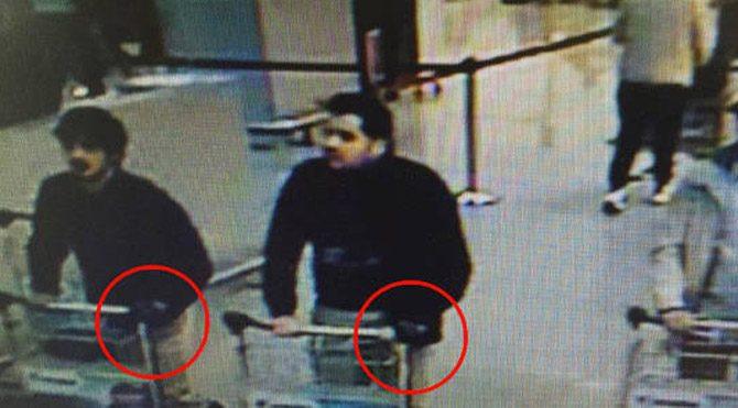 Brüksel Havalimanı saldırganlarının isimleri açıklandı!