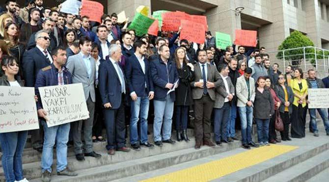 CHP'den Ensar Vakfı'na suç duyurusu