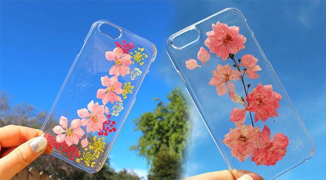 Telefonlar çiçek açtı