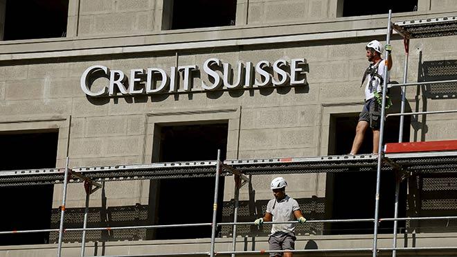Credit Suisse 2 bin kişiyi işten çıkaracak