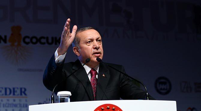 Erdoğan: Brüksel saldırısını gerçekleştiren teröristi yakalayıp sınırdışı etmiştik