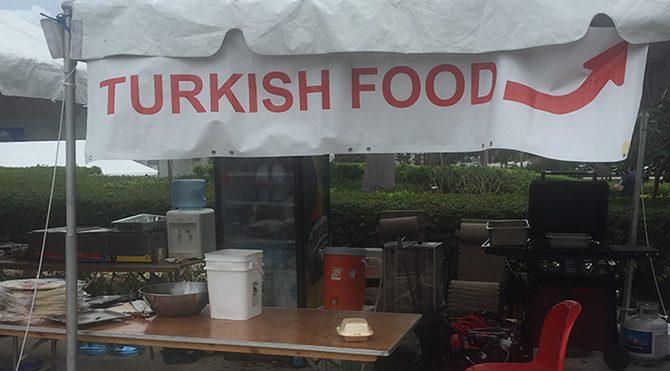 Miami'de Türk Festivali Rezaleti…