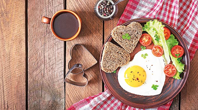 Enfes bir kahvaltıyla güne sağlıklı bir merhaba…