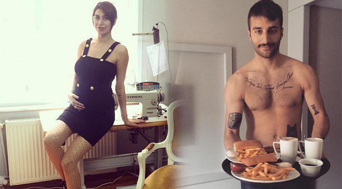 Ebru Şancı Öztürk eşinin fotoğrafını paylaştı