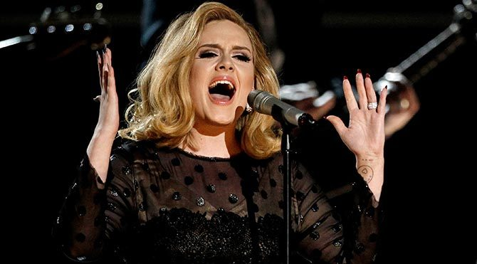 Adele müziğe 5 yıl ara verecek