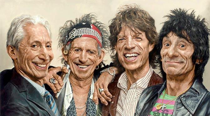 Rolling Stones Küba'da