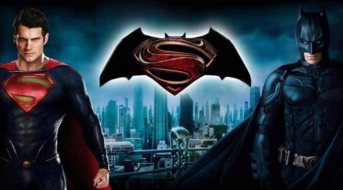 Zack Snyder'in yönettiği Batman V Superman: Adaletin Şafağı filminde Henry Cavill, Ben Affleck, Jesse Eisenberg, Gal Gadot, Jeffrey Dean Morgan oynuyor.