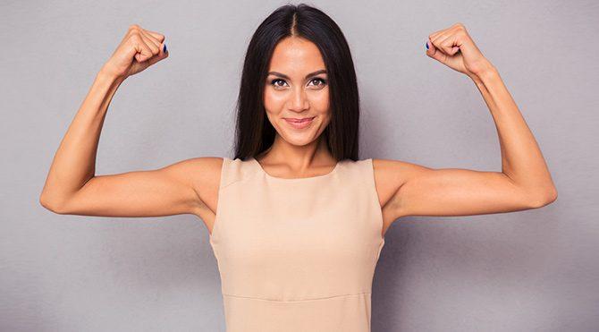 Kendinizi daha güçlü hissetmek için 2 dakika yeter