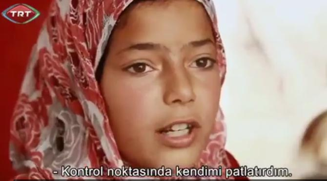 TRT'de skandal belgesel!