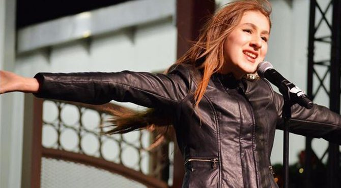 Amerika'nın yeni Celine Dion'u bir Türk kızı