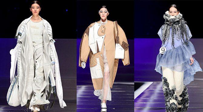 Çin Moda Yarışması Foto: DepoPhotos