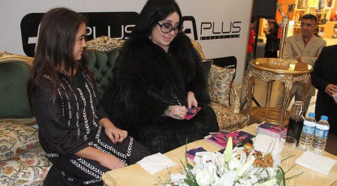 Nur Yerlitaş kapris yaptı