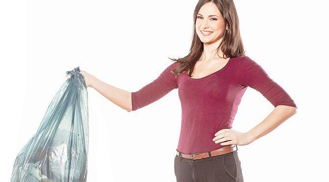Kadınlar kocalarını çöpe atmak istiyor