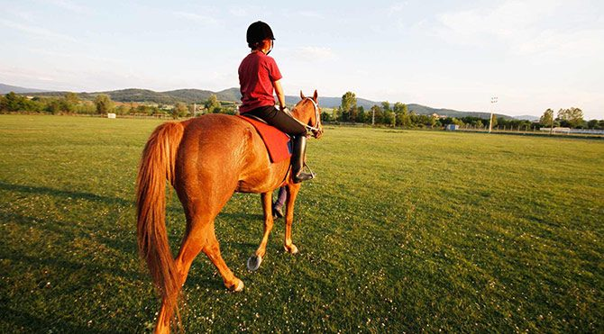 Atların çocuk gelişimine olan 16 faydası